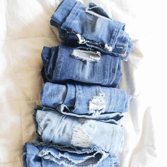 Denim - RESELLERS 5lbs JEANS MYSTERY BOX ONLY 2 AVAILABLE